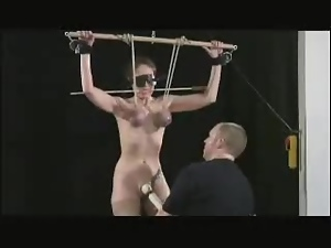 Fetish bondage treatment