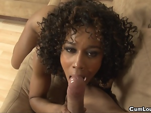 Sexy Misty Stone wants a Sweet Cock for Halloween