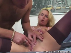 Sex Fantasy From Amsterdam