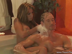 Turkish Massage From Erotic Blonde