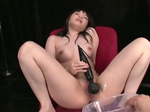 Hina maeda in let's see how much she squirts.