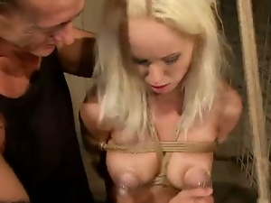 Bdsm training for filthy angelina rich