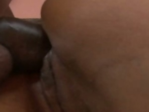 Brazilian babe claudia gets pumped by black dude