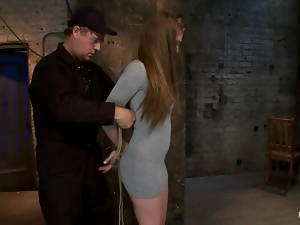 Sizzling Faye Reagen gets dominated and toyed by a master