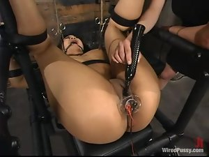 Exotic Asian booty is being treated so bad and so wild