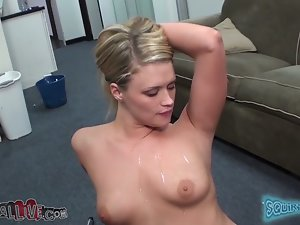 Sensual Heather Starlet licks balls and gets toyed