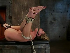 Charisma Cappelli the blonde MILF gets humiliated