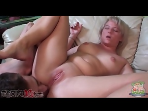 Naughty sex games with Casey Cumz