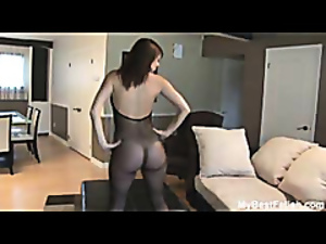 Great round ass and legs - Mybestfetish
