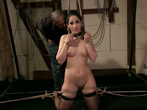 ROPED AND GROPED