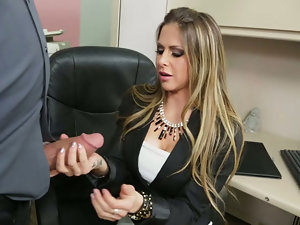 Rachel Roxxx Billy Glide in Naughty Office