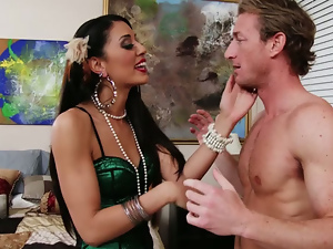 Lyla Storm Ryan Mclane in Latin Adultery