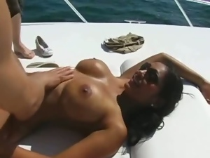 Priya Rai Fucked In Boat Sea. Part 2