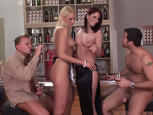 These Swingers Sizzle. Part 2