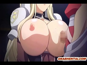 Huge boobs hentai Princess wetpussy poked