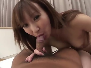 Anna is ass pounded while she sucks a hard boner
