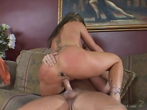 Randy Flower Tucci loves getting her hot pussy hammered