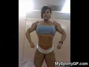 Real Hot Muscle GFs!