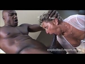 76 year old granny fucked
