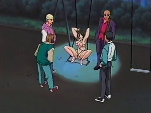 Anime Group Sex XXX Fun with BDSM Dommes