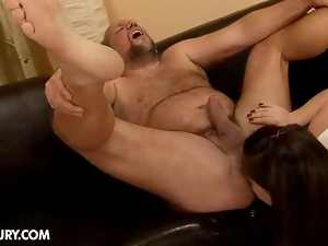 Extreme pissing and fucking action