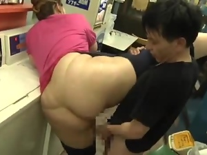Japanese ass of the year belongs to this fat BBW