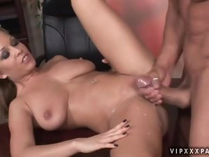 Jessica Moore is a babe with a passion for big cocks