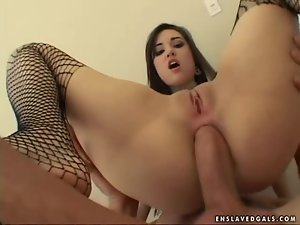 Bad girl Sasha Grey loves getting her ass stuffed