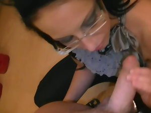 WASH MY COCK WITH YOUR MOUTH