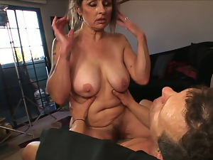 Horny Grannies Love To Fuck 33. Part 4