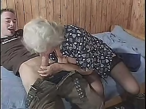 Hey grandma is a whore 12