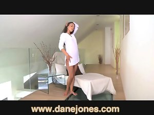 DaneJones Perfect teen with perfect pussy and ass