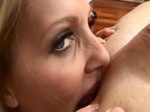 Nice ladies being filthy - Randy chicks rimming fellows compilation 2