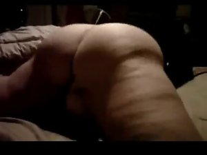 Huge butt dirty wife riding