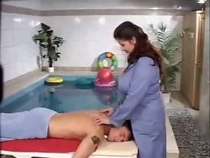 sweet fatty massage
