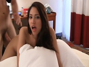 Banging her BF, while her dad is at home http:// /channel18