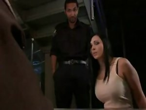 Angell Summers Gangbang jail