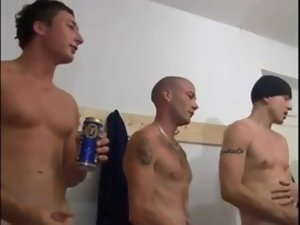 SCALLY SOCCER ORGY!! (1)