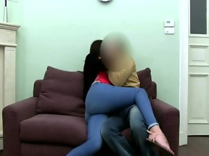 Euro casting amateur eaten out and shagged