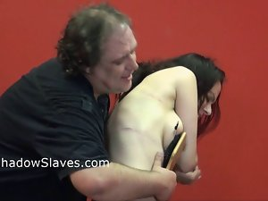 Woman slave Beauvoirs brutal alluring punishment and wild