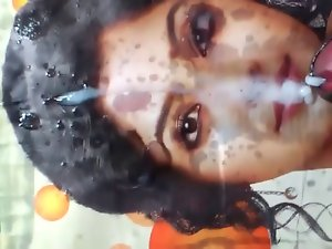 Rima kallingal spit and cum tribute