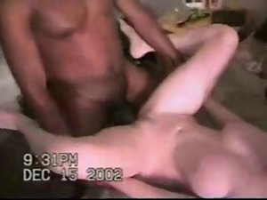 Great attractive wench screams while banging with huge BBC