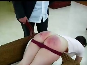 Take Good Card - Strapping and Spanking