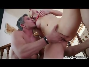 Beauty Ashley Fires fingering and fucking