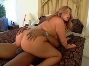 Curvy tramp stamp girl fucked by BBC