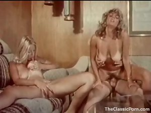 70s group sex with beautiful bitches