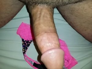 Tribute that Joecool2020 did with my dirty panties