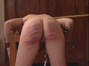 another nice caning