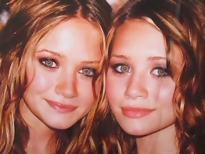 Olsen Twins cum tribute