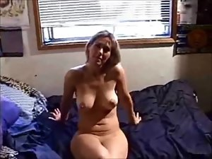 Attractive curvy slutty wife hooks up with younger lad